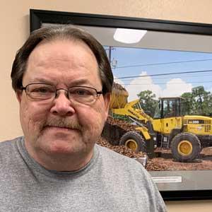 Larry Larson Topsoil Staff